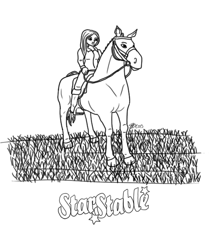 fun stuff star stable online ride through