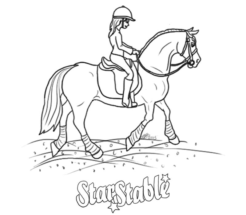 Fun Stuff Star Stable Online Ride Through