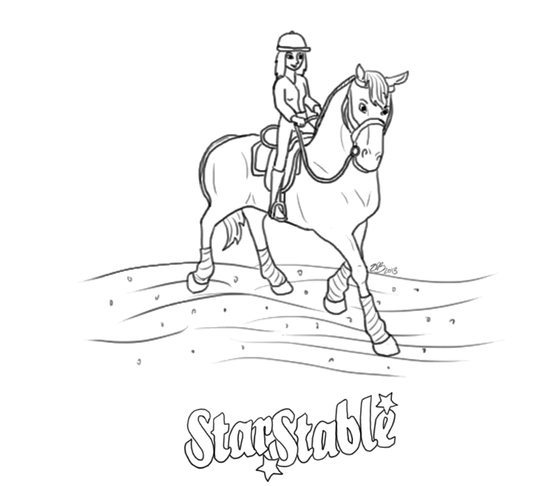 Star Stable Logo Head Free Download Playapk Co