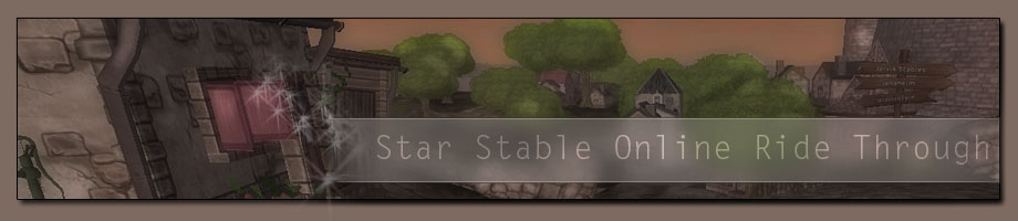 Star Stable Online Ride Through
